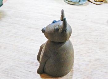 ミニ犬の置物(ブルテリア)4.jpg