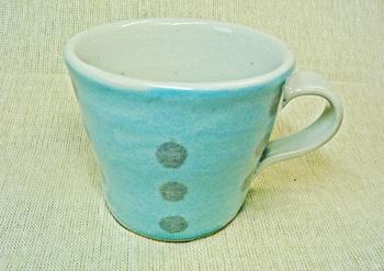 水玉ライトブルーマグ1.jpg