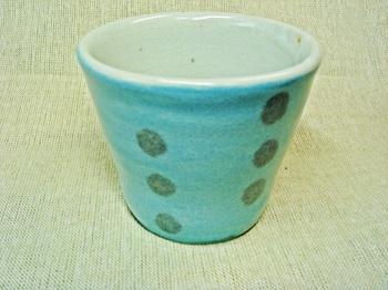 水玉ライトブルーマグ2.jpg