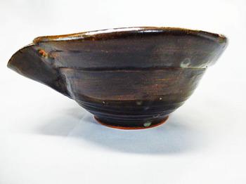 片口小鉢(こげ茶)2.JPG