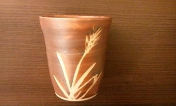 麦柄のビアカップ14.jpg