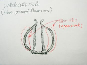 2重透かし彫り花器の構造.JPG