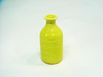 ミニ花器(黄色)3.jpg