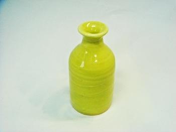 ミニ花器(黄色)4.jpg