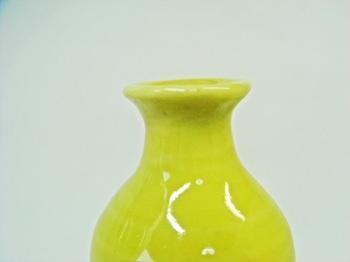ミニ花器(黄色)5.jpg