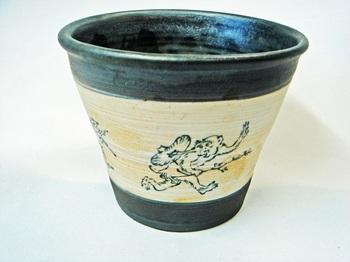 鳥獣人物戯画フリーカップ1.jpg